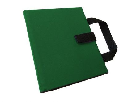 Communication Book A5 - Rigid Covers - Bottle Green
